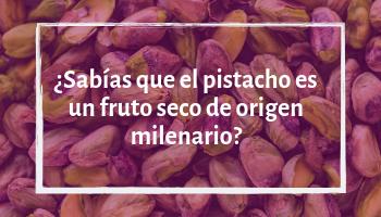 Fruto seco de origen milenario