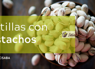 Natillas con pistachos