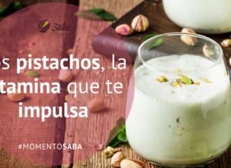 pistachos vitaminas